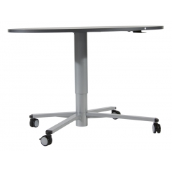 RondoLIFT sitting/stand-at table.