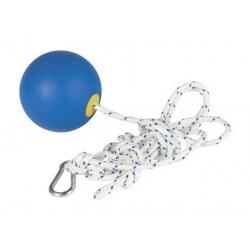 Stangtennisbold med snor