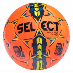 Selec brillant super orange FIFA