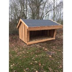 Shelter inkl. levering og montage