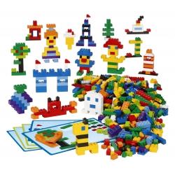 2500 dele LEGO Grundpakke