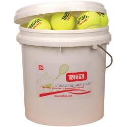Teloon Coach tennisbolde 36/spand